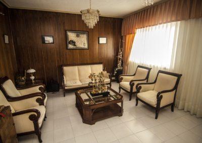 instalaciones residencia arapiles