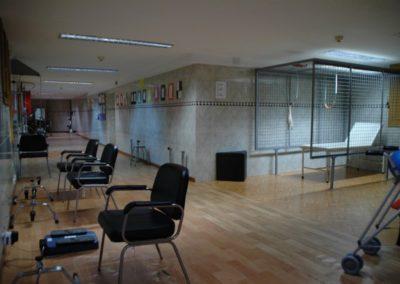 sala fisio residencia arapiles